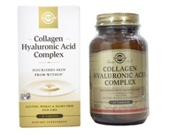 Solgar - Hyaluronic Acid 120 mg. - 30 Tablets (033984014176)