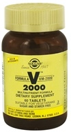 Solgar - Formula VM 2000 Multinutrient Formula - 60 Tablets
