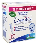 Boiron - Camilia Teething Relief - 30 Dose(s) (306969054093)