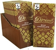Image of Divine - Milk Chocolate Bar - 3.5 oz.