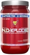 BSN - NO-Xplode Caffeine Free Fruit Punch - 14.46 oz. - $15.89