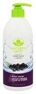 Nature's Gate - Body Wash Velvet Moisture Acai - 18 oz.