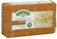 Nature's Gate - Cleansing Bar Soap Moisturizing Oatmeal - 5 oz. by Nature's Gate