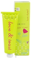 Love & Toast - Handcreme Paper Flower - 1.25 oz.