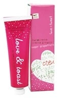 Love & Toast - Handcreme Sugar Grapefruit - 1.25 oz.