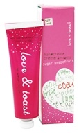 Love & Toast - Handcreme Sugar Grapefruit - 1.25 oz., from category: Personal Care