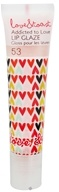 Love & Toast - Lip Glaze Addicted To Love - 0.47 oz. CLEARANCE PRICED
