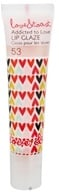 Love & Toast - Lip Glaze Addicted To Love - 0.47 oz. CLEARANCE PRICED - $4.07