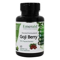 Image of FruitrientsX - Goji Berry - 60 Vegetarian Capsules