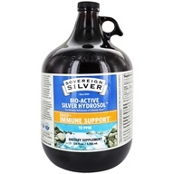 Sovereign Silver - Bio-Active Colloidal Silver Hydrosol 10 Ppm - 1 Gallon (684088232326)