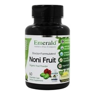 FruitrientsX - Noni Fruit - 60 Vegetarian Capsules, from category: Nutritional Supplements