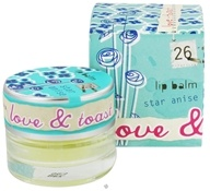 Image of Love & Toast - Lip Balm Star Anise - 0.22 oz. CLEARANCE PRICED