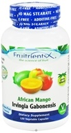 FruitrientsX - African Mango Irvingia Gabonensis - 120 Vegetarian Capsules, from category: Diet & Weight Loss