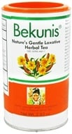 Bekunis - Nature's Gentle Laxative Herbal Tea - 2.83 oz.