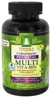 Emerald Labs - Prenatal Multi Vit-A-Min Raw Whole-Food Based Formula - 120 Vegetarian Capsules (743650003211)