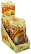 Image of Caveman Foods - Caveman Chicken Jerky Spicy BBQ - 1 oz.