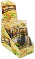 Caveman Foods - Caveman Beef Jerky Teriyaki - 1 oz., from category: Health Foods