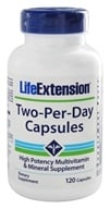 Life Extension - Two-Per-Day Capsules - 120 Capsules, from category: Vitamins & Minerals