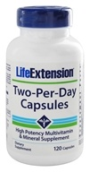 Life Extension - Two-Per-Day Capsules - 120 Capsules - $16.50