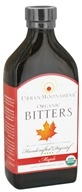 Urban Moonshine - Organic Bitters Maple - 8.4 oz. (851588002074)