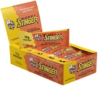 Honey Stinger - Protein Bar 10 g Whey Protein Chocolate Coated Peanut Butta Pro - 1.5 oz.