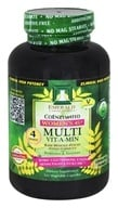 Image of Emerald Labs - Women's 45+ Multi Vit-A-Min Raw Whole-Food Based Formula - 120 Vegetarian Capsules