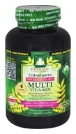 Emerald Labs - Women's 45+ Multi Vit-A-Min Raw Whole-Food Based Formula - 120 Vegetarian Capsules (743650003235)