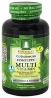 Emerald Labs - Complete Multi Vit-A-Min Raw Whole-Food Based Formula - 30 Vegetarian Capsules - $10.68