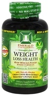 Image of Emerald Labs - Weight Loss Health Raw Whole-Food Based Formula - 60 Vegetarian Capsules