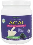 Rainforest - Ultimate Acai Meal Replacement French Vanilla - 1.05 lbs. by Rainforest