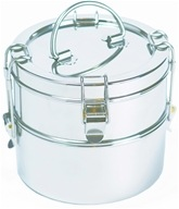 To-Go Ware - 2-Tier Tiffin Set Portable Food Carrier, from category: Housewares & Cleaning Aids