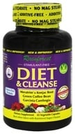 Rainforest - Ultimate Acai Diet & Cleanse with Caralluma Fimbriata - 45 Vegetarian Capsules by Rainforest