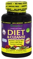 Rainforest - Ultimate Acai Diet & Cleanse with Caralluma Fimbriata - 45 Vegetarian Capsules