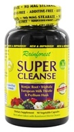 Rainforest - Premium Acai Super Cleanse - 90 Vegetarian Capsules (743650001989)