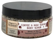 Biggs & Featherbelle - Body Scrub Coffee & Raw Sugar - 7 oz.