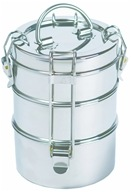 To-Go Ware - 3-Tier Tiffin Set Portable Food Carrier