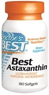Doctor's Best - Best Astaxanthin 6 mg. - 180 Softgels, from category: Nutritional Supplements