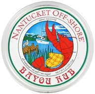 Nantucket Off-Shore - Bayou Rub Cajun Seasoning - 2.5 oz.