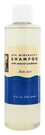 Sea Minerals - Shampoo with Natural Conditioner Anti-Itch - 8 oz.