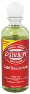 Image of Queen Helene - Batherapy Cold Discomforts Natural Mineral Bath Liquid - 16 oz.