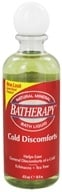 Queen Helene - Batherapy Cold Discomforts Natural Mineral Bath Liquid - 16 oz.