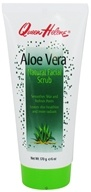 Queen Helene - Natural Facial Scrub Aloe Vera - 6 oz. - $3.86