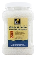 Sea Minerals - Mineral Bath From The Dead Sea - 48 oz.
