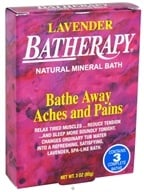 Queen Helene - Batherapy Natural Mineral Bath Lavender - 3 oz. - $2.97