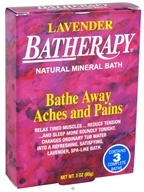 Queen Helene - Batherapy Natural Mineral Bath Lavender - 3 oz. by Queen Helene