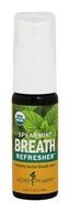 Herb Pharm - Herbal Breath Spray Tonic Spearmint - 14 ml. - $5.30