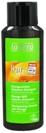 Image of Lavera - Shampoo Volume For Fine & Thin Hair Orange Milk - 8.2 oz.