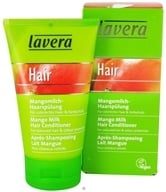Image of Lavera - Conditioner For Colored Hair Mango Milk - 5 oz.