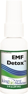 King Bio - Homeopathic Natural Medicine EMF Detox Electromagnetic Radiation - 2 oz.