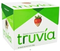 Truvia - Nature's Calorie Free Erythritol Sweetener - 80 Packet(s)